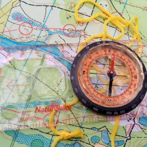 Карти туристичні